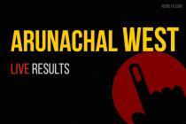 Arunachal West Election Results 2019 Live Updates