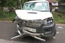 BJP Candidate Injured in Road Accident in Bengal's Bongaon, Hospitalised