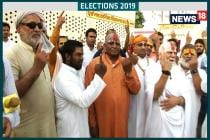 Elections 2019, 5th Phase: Ram Mandir Construction Main Issue For Mahant Gyan Das