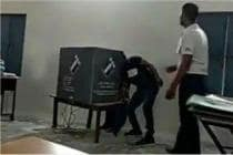Polling Agent Arrested For Trying to Influence Voters Inside Faridabad Booth