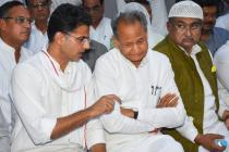 Cong MLA Suggests Replacing Ashok Gehlot with Sachin Pilot as Rajasthan CM