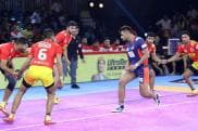 Pro Kabaddi: Gujarat Fortunegiants Fall to 5th Straight Defeat in Loss to Bengal Warriors
