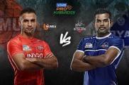 Pro Kabaddi 2019 HIGHLIGHTS, U Mumba vs Haryana Steelers in Chennai: Haryana Beat Mumba