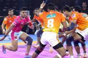 Pro Kabaddi 2019: Jaipur Pink Panthers Beat Puneri Paltan 33-25