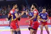 Pro Kabaddi League 2019 Live Streaming: When and Where to Watch UP Yodhha vs Jaipur Pink Panthers Live Telecast