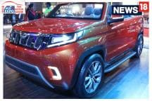 Auto Expo 2018: First Look of Mahindra TUV Stinger Concept