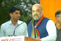 Congress Won't do Anything Except Chant Tipu Sultan, Tipu Sultan, Tipu Sultan: Amit Shah in Karnataka
