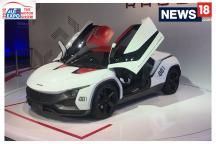 Auto Expo 2018: First Look of TaMo (Tata Motors) Racemo