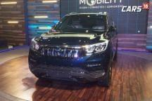 Mahindra Rexton SUV First Look Video at Auto Expo 2018