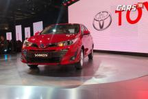 Toyota Yaris Sedan First Look Video Review at Auto Expo 2018