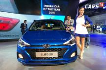 Hyundai Elite i20 (2018) Facelift First Look Video at Auto Expo 2018