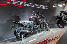 Honda X-Blade First Look Video at Auto Expo 2018