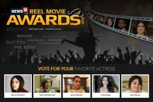 News18 Reel Movie Awards: Nominees For Best Actor (Female) 2017