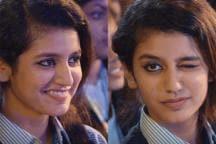 Priya Prakash Varrier's One Wink to Rule Them All