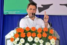 Rahul Gandhi Asserts Congress Will Win Karnataka Assembly Poll
