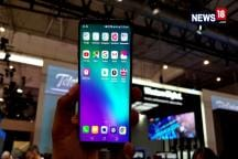 LG V30S ThinQ First Look Video at MWC 2018