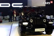 DC Hammer First Look Video at Auto Expo 2018