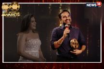 VIDEO: News18 REEL Movie Awards I Pankaj Tripathi Wins Best Supporting Actor for Newton