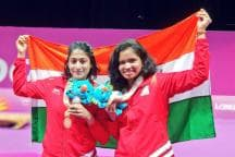 After Brush With Injuries, Sikki Reddy Pleased With CWG Bronze Medal