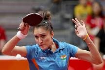 I Need to Work More on My Fitness, Says TT Sensation Manika Batra