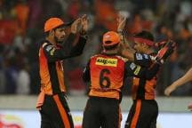 IPL 2018, MI vs SRH at Wankhede Stadium, Highlights: Bowlers Guide Hyderabad to Win Over Mumbai