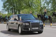 Trump-Putin Meeting: Russian Presidential Limo Aurus Senat Makes International Debut in Helsinki