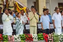 There, But Not Quite: The Curious Attendance of Arvind Kejriwal at Kumaraswamy's Swearing-in