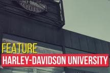Watch: Harley-Davidson University