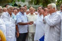 Who Gets What in Karnataka? Kumaraswamy to Talk Portfolios With Sonia and Rahul Today
