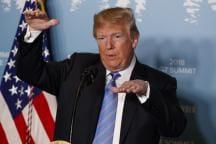 Donald Trump's Trade Row Overshadows Climate Change Agenda at G7 Summit