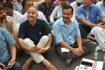 Next Milestone in AAP's U-Turn Drive is Attempting Alliance With Congress