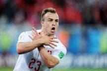 FIFA World Cup 2018: FIFA Investigates Shaqiri and Xhaka Celebrations