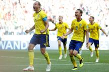 FIFA World Cup 2018: Sweden Bury World Cup Opening Jinx to Beat South Korea