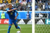 FIFA World Cup 2018: Neymar and Coutinho Goals Give Brazil Win Against Costa Rica