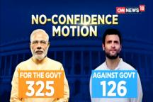 After 12 Hours Of Debate, Modi Govt Clears Test With 325 Votes