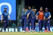IPL 2021: Kolkata Knight Riders Choke Big Time, Mumbai Indians Snatch Win From Jaws of Defeat