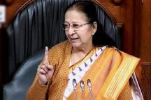 After Advani and Joshi, Curtains Down on Sumitra Mahajan as BJP Names Indore Candidate