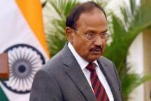 Prepping Up to Enforce 'Delhi Model' of UT in J&K, NSA Ajit Doval Arrives in Srinagar