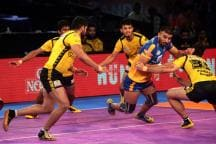 Tamil Thalaivas vs Telugu Titans, Pro Kabaddi League 2018 Highlights: As it Happened