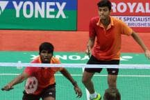After CWG, Satwik-Chirag Now Eye Thomas Cup Gold