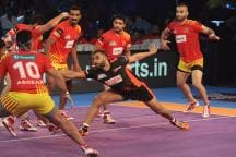 Gujarat Fortunegiants vs Tamil Thalaivas, Pro Kabaddi 2018: As it Happened