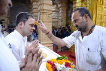 OPINION: Dear Rahul, Read Mahatma Gandhi As You Seek 'Inspiration' in Temples