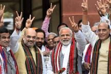 BJP's Victories May Push Others to Form a National-level Mahagathbandhan