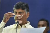 EC Not Letting State Govt Discharge its Duties, Alleges Chandrababu Naidu