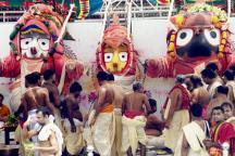 Pandas Could Foil Bid to Allow Non-Hindus in Puri's Jagannath Temple