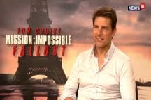 Rajeev Masand Interviews Tom Cruise For Mission Impossible: Fallout