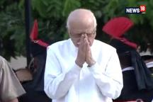 Will Miss My Closest Friend Immensely: L K Advani