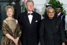 When Clinton Came Calling: How Statesman Vajpayee Laid Foundation of India-US Friendship