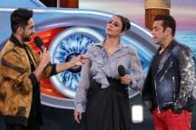 Bigg Boss 12 Weekend Ka Vaar: Salman Khan Welcomes Ayushmann Khurrana, Tabu