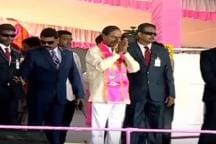 KCR Was Not His Usual Fire and Brimstone Self at Hyderabad Rally, Suspense on State Polls Remains